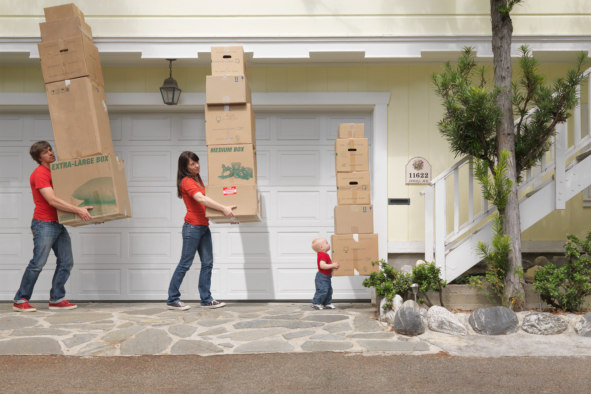 Common Questions Asked During Residential Moves